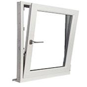 Одностворчатое окно 600 на 600мм