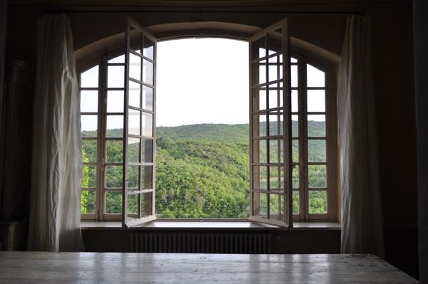 Окна в стиле прованс