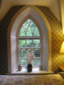 Окна готического стиля
