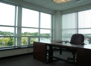 Пластиковые окна в офис