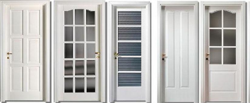 Офисные двери ПВХ
